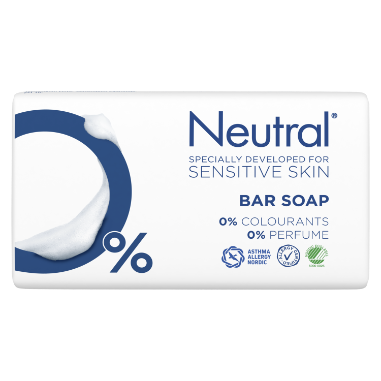 Neutral SOAP BARS 1 PC