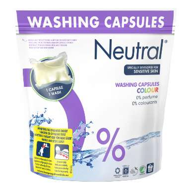 Neutral HC Capsules Colour 22 Wash DK NO SE UK FOP